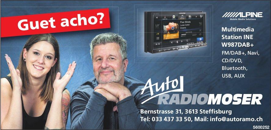 Auto RadioMoser, Steffisburg - Guet acho?