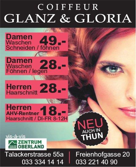 Coiffeur Glanz & Gloria