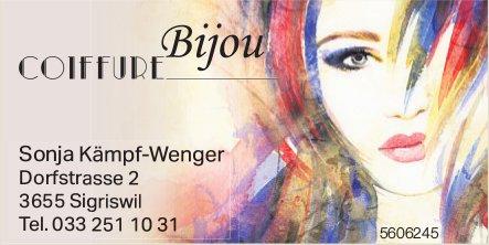 Coiffure Bijou, Sonja Kämpf-Wenger, Sigriswil