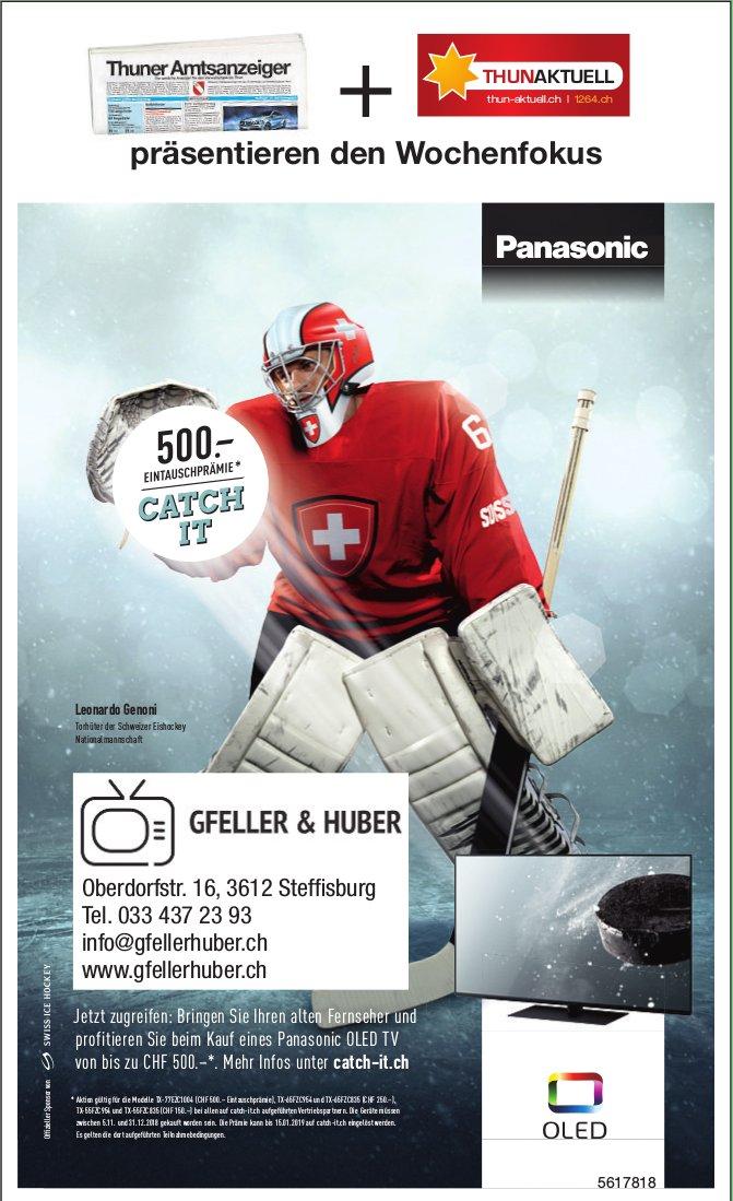 GFELLER & HUBER, Steffisburg - Catch it