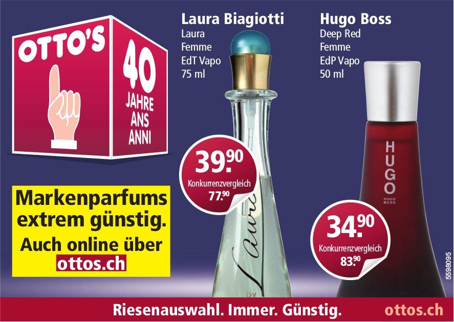 OTTO's - Markenparfums extrem günstig.