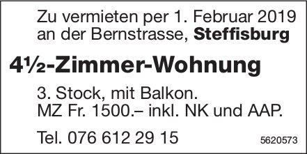 4½-Zimmer-Wohnung in Steffisburg zu vermieten