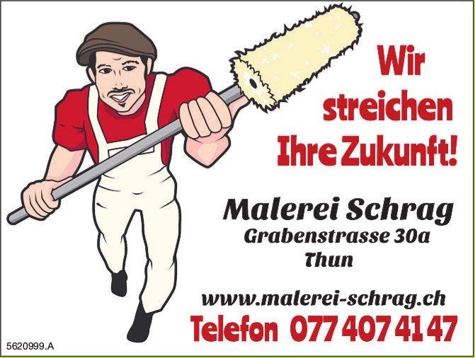 Malerei Schrag - Wir streichen Ihre Zukunft!