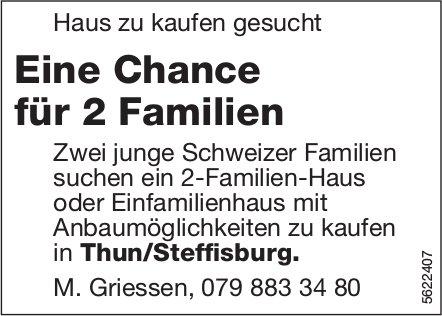 2-Familien-Haus in Thun/Steffisburg zu kaufen gesucht