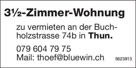 3½-Zimmer-Wohnung in Thun zu vermieten