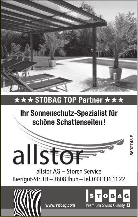 allstor AG – Storen Service