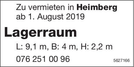 Lagerraum in Heimberg