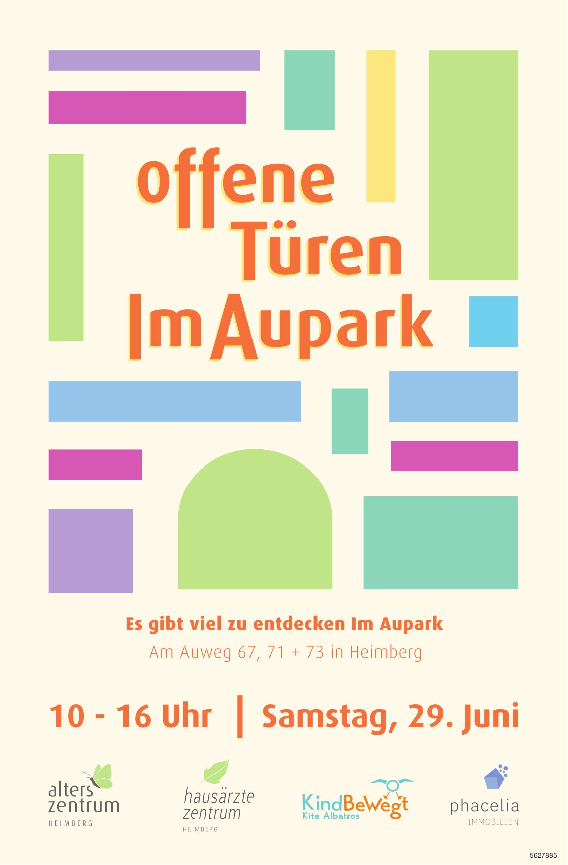Offene Türen im Aupark am 29. Juni