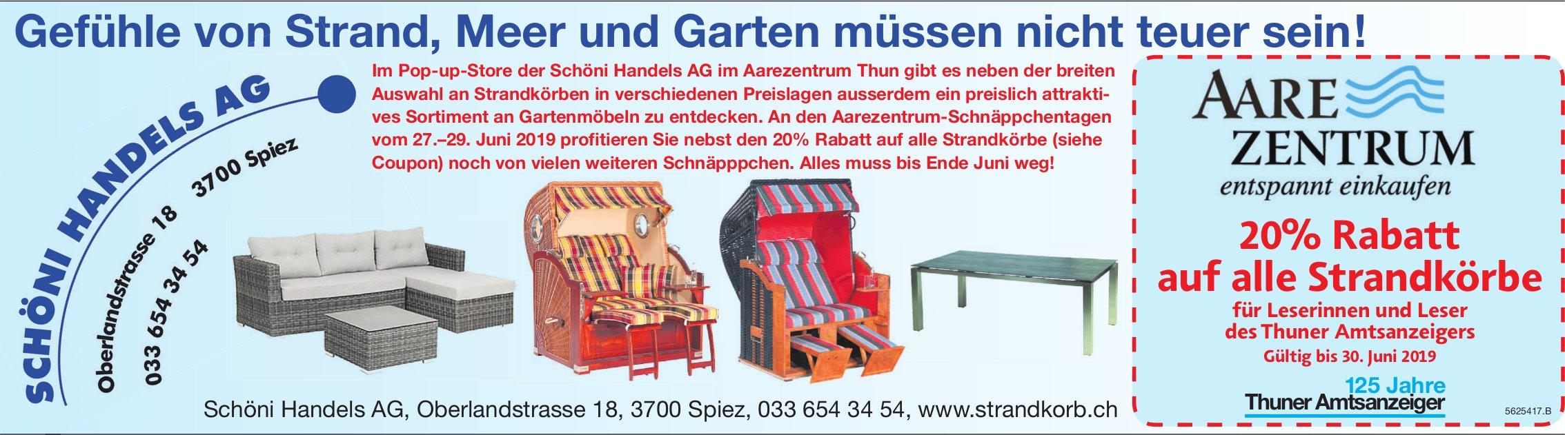 AARE Zentrum, Spiez - Gefühle von Strand, Meer und Garten müssen nicht teuer sein!