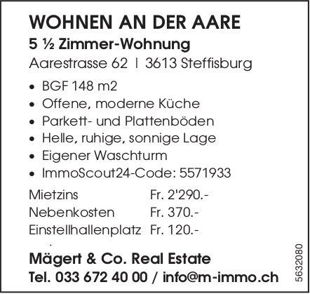 5 ½ Zimmer-Wohnung in Steffisburg zu vermieten