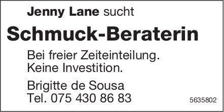Jenny Lane sucht Schmuck-Beraterin