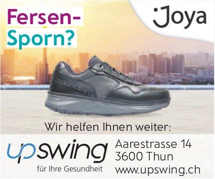 Upswing Thun - Fersen-Sporn?