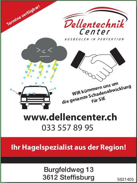 Dellentechnik Center - Ihr Hagelspezialist aus der Region!