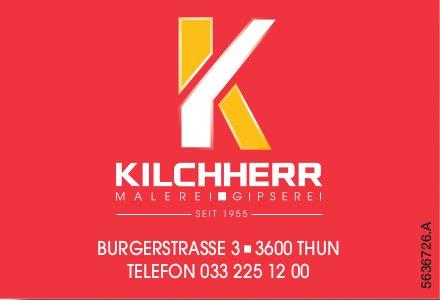 KILCHHERR MALEREI GIPSEREI