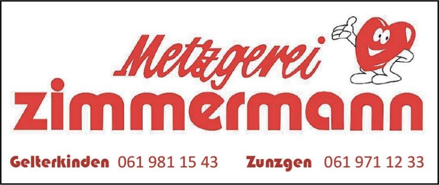 Metzgerei Zimmermann, Gelterkinden