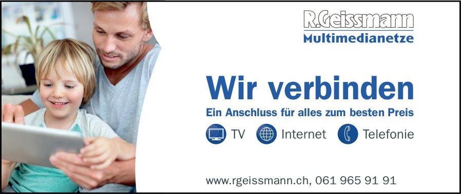 R.Geissmann, Multimedianetze