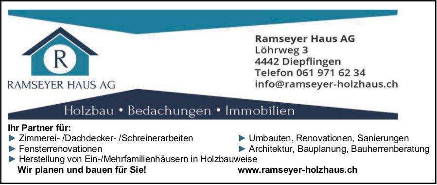 Ramseyer Haus AG, Diepflingen