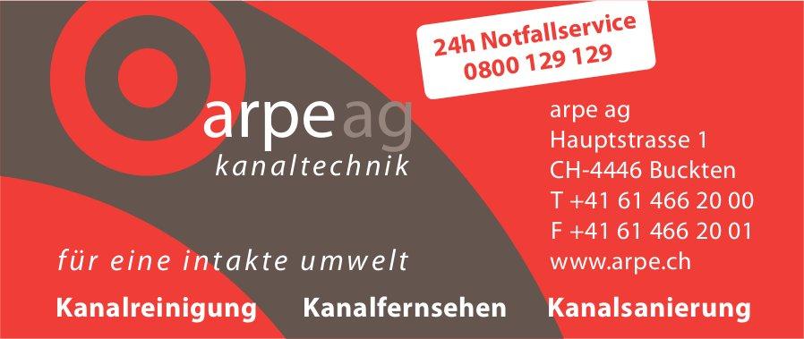 Arpe AG, Buckten