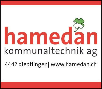 Hamedan Kommunaltechnik AG, Diepflingen