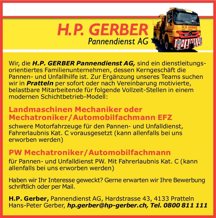 Mechaniker oder Mechatroniker/Automobilfachmann, PW Mechatroniker/Automobilfachmann, gesucht