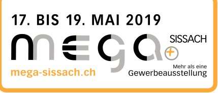Gewerbeausstellung Sissach vom 17. bis 19.  Mai