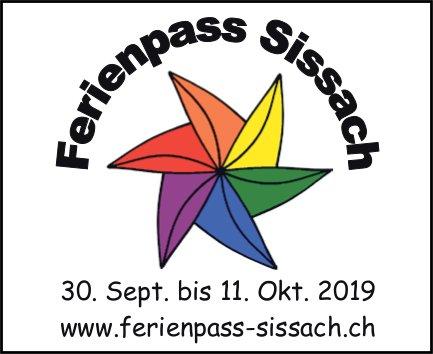 Ferienpass Sissach, 30. September bis 11. Oktober