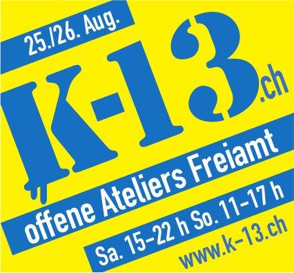 K-13.ch, offene Ateliers Freiamt, 25./26. August