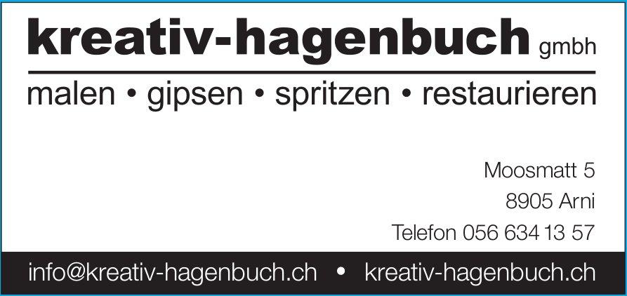 Kreativ-Hagenbuch GmbH - Malen, gipsen, spritzen, restaurieren