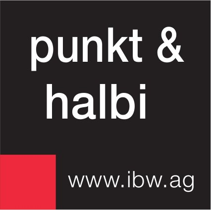 IBW - punkt & halbi