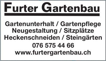 Furter Gartenbau - Gartenunterhalt / Gartenpflege, Neugestaltung / Sitzplätze usw.