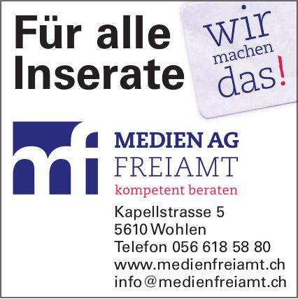 Medien AG Freiamt - Für alle Inserate