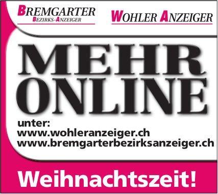 Mehr Online: Wohler Anzeiger