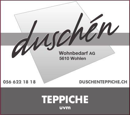 Duchén Wohnbedarf AG - Teppiche uvm.