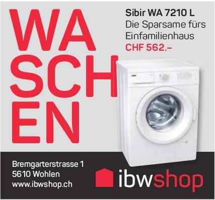 IBW Shop in Wohlen