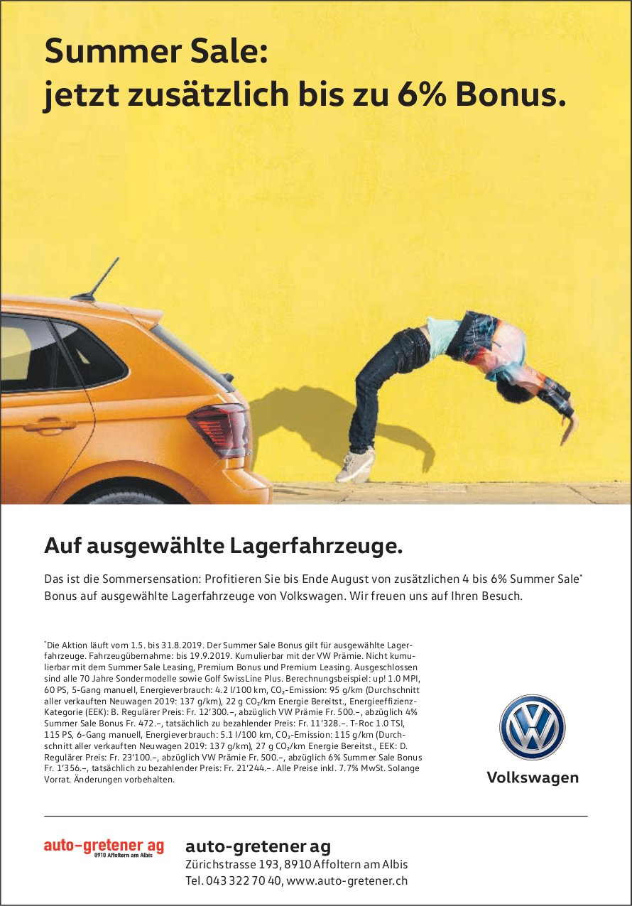 Auto Gretener AG in Affoltern