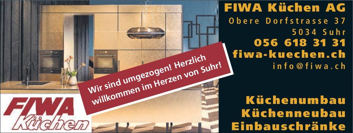 FIWA Küchen AG in Suhr