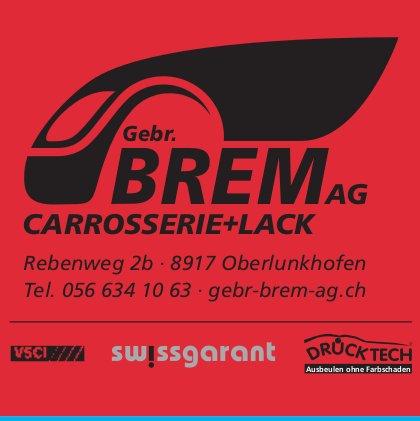 Gebr. Brem AG - Carrosserie und Lack