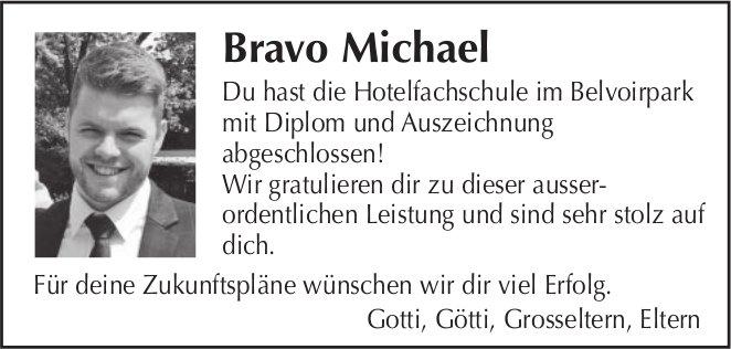 Bravo Michael