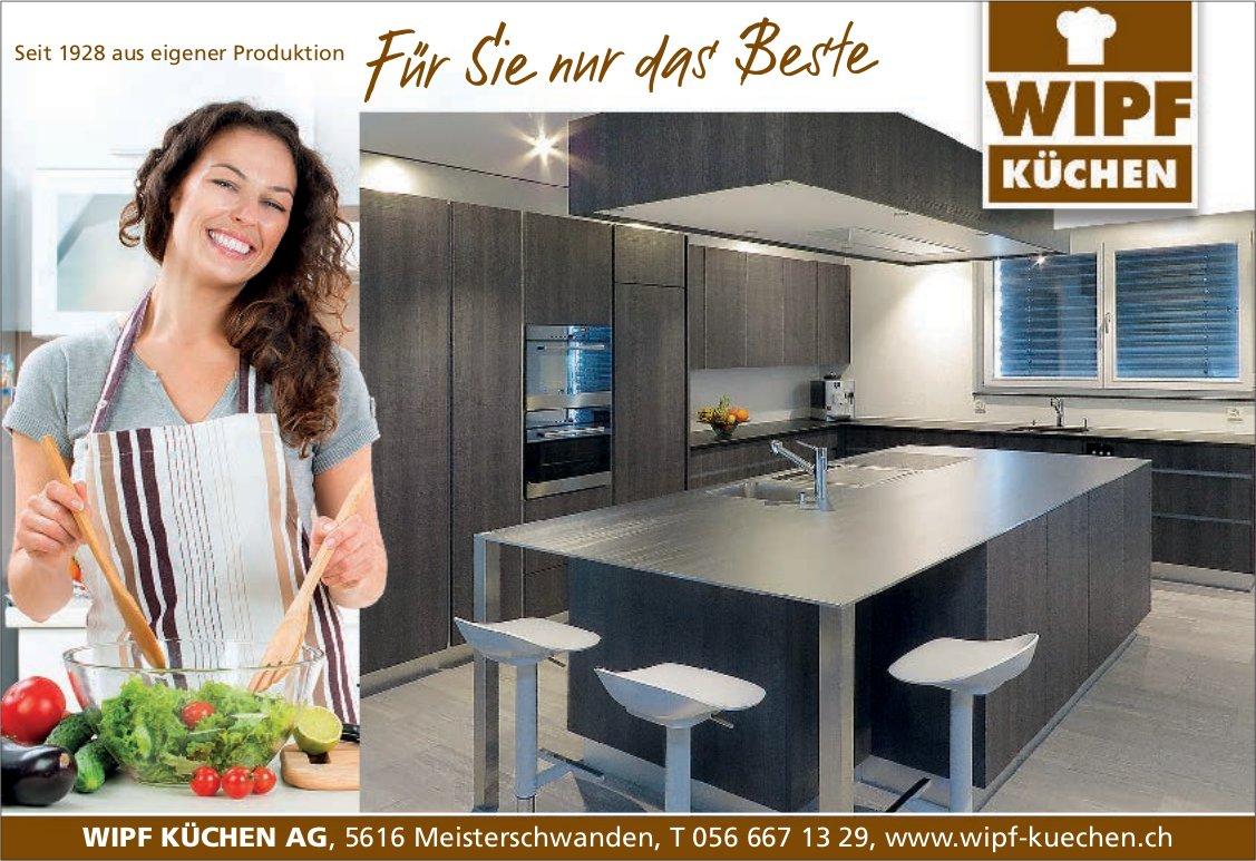 Wipf Küchen AG in Meisterschwanden