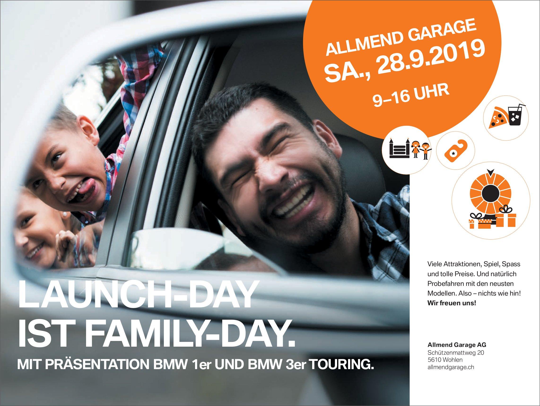 Lunch-Day ist Family-Day - Allmend Garage AG in Wohlen