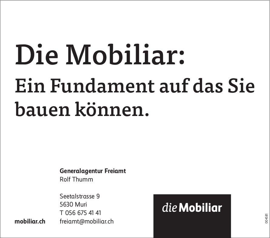 Mobiliar Generalagentur Freiamt