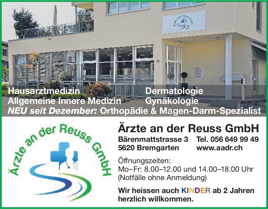 Ärzte an der Reuss GmbH
