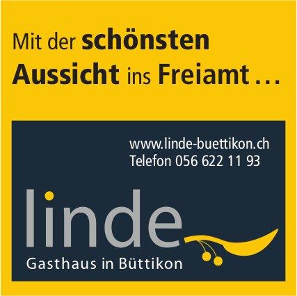 Restaurant Linde in Büttikon
