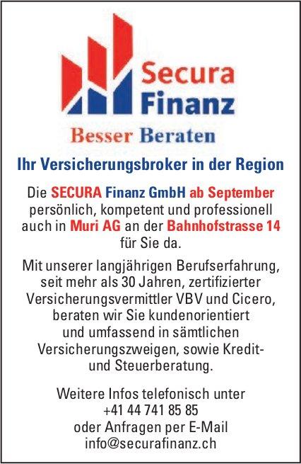 Secura Finanz Beratung