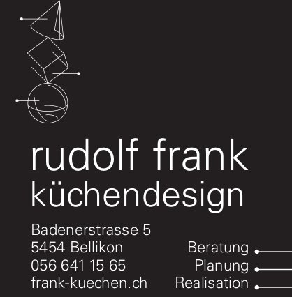 Rudolf Frank Küchendesign