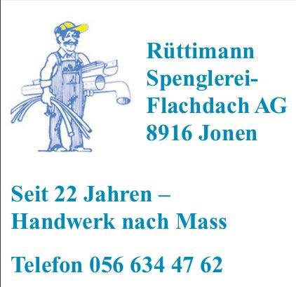 Rüttimann Spenglerei Flachdach AG in Jonen