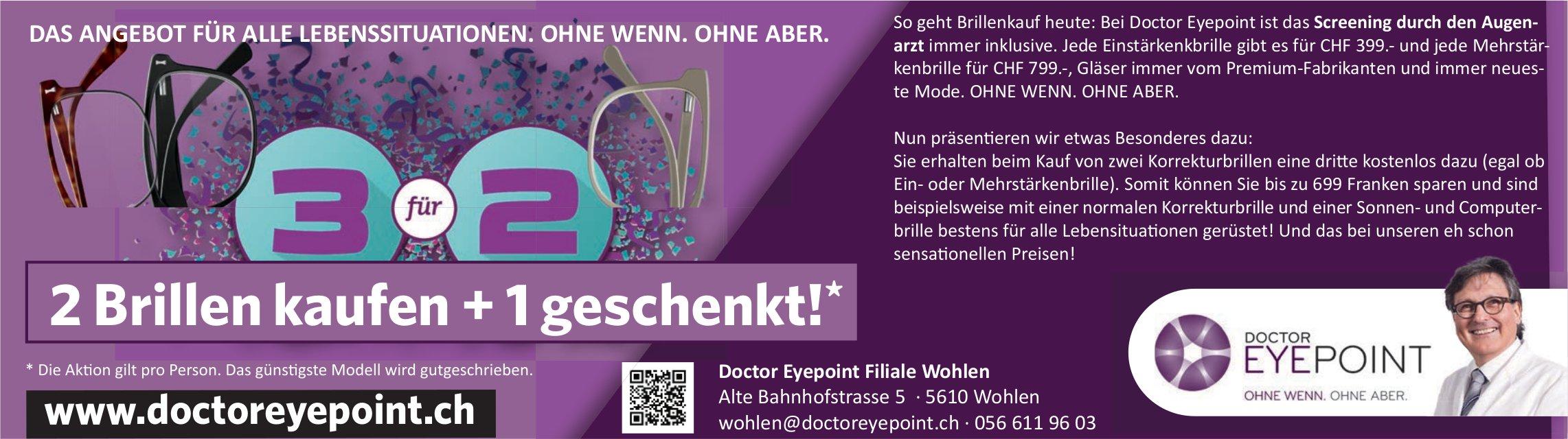 Doctor Eyepoint in Wohlen