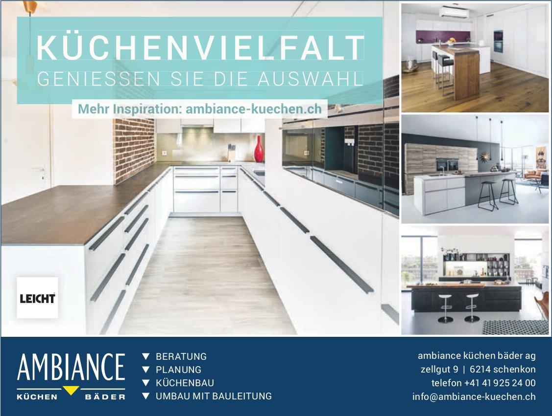 Ambiance Küchen und Bäder