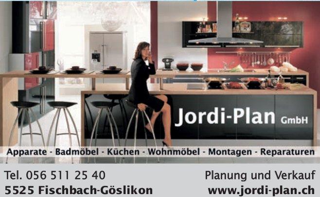 Jordi-Plan GmbH in Fischbach-Göslikon