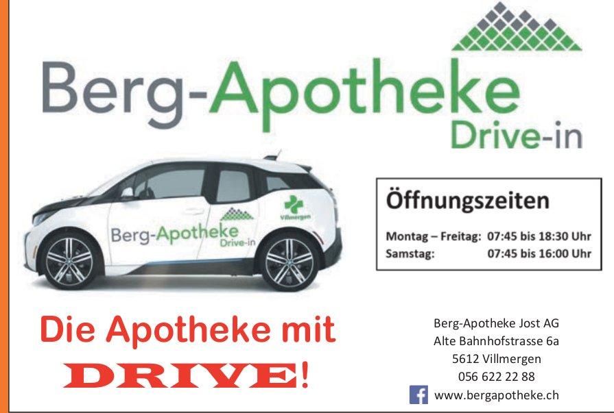 Berg-Apotheke Drive-in in Villmergen